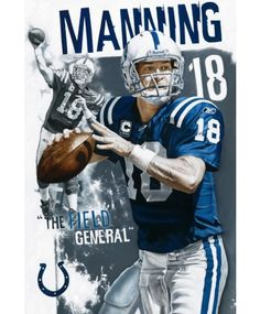 767fe2c15 Football Player Peyton Manning