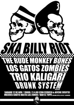 SKA Billy Riot