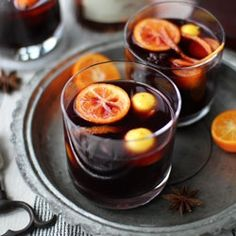 Mulled Wine Recipe - a great fall and winter beverage! I Uncorking Argentina Custom-Built Wine Tours in Mendoza Wine Country