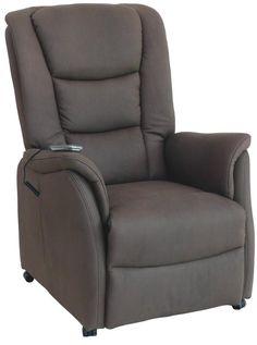 Great TV Sessel Ponza dunkelbraun online bei POCO kaufen
