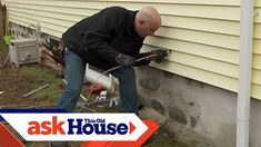 How to Run Underground Wiring to a Garage Outdoor Electrical Outlet, Electrical Code, Electrical Outlets, Shed Homes, Detached Garage, Old Houses, Running, Youtube, Construction