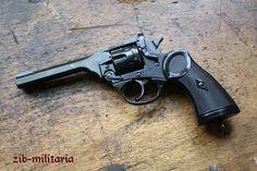 Brit. Webley Revolver, Nachbau aus Gußmetall