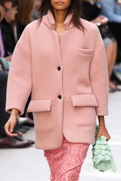 See detail photos for Burberry Spring 2014 Ready-to-Wear collection.