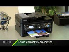 Epson WorkForce WF-2630 Wireless Inkjet Multifunction | Officeworks