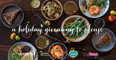 Enter to win $1400 in holiday gifts from Veestro, Gardein, Earth Balance, Follow Your Heart, and VegNews!