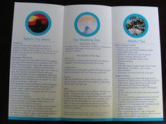 Pre-Wedding brochure. Perfect!