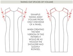 Ways To Think About Pattern Changes and Fitting Alterations | The Cutting Class