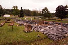 Eine Ausgrabungsstätte des Römermuseums in Homburg-Schwarzenacker. Ein Besuch hier lohnt sich auf jeden Fall. Es gibt viele interessante Dinge zu entdecken. Danke für die Bilder an https://www.facebook.com/tourismus.und.urlaub.im.saarland #roemer #schwarzenacker #homburg #museum