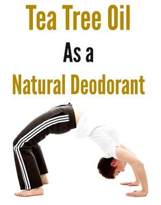 Tea Tree Oil As a Natural Deodorant Coconut Oil Pulling, Coconut Oil For Acne, Coconut Oil Uses, Benefits Of Coconut Oil, Tea Tree Oil Deodorant, Diy Deodorant, Natural Deodorant, Essential Oil Storage, Tea Tree Essential Oil