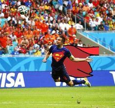 Espanha goleada vira alvo de piadas na internet - Fotos - UOL Copa do Mundo 2014