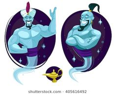 Image result for character design genie