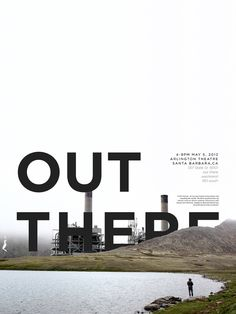 wasteland, 180 south, out there (film festival poster series) – editorial design inspiration and graphic design layout idea Graphic Design Posters, Graphic Design Typography, Graphic Design Inspiration, Poster Designs, Chinese Typography, Bar Designs, Daily Inspiration, Graphisches Design, Book Design