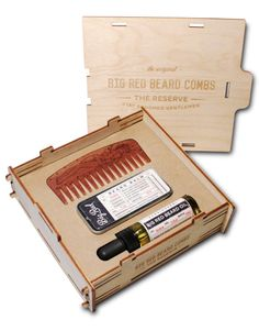 Unser neuer Liebling!  Die Big Red Geschenk Box. http://www.clickandcare.ch/detail/index/sArticle/11572/sCategory/1485