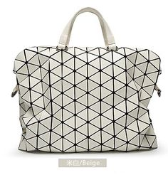 2543a87aee8a Bao Bao Famous Brand Woman Bag Plaid tote Handbags Fashion Shoulder Bags  Diamond Lattice Handbag Bolsa briefcase issey-in Shoulder Bags from Luggage    Bags ...