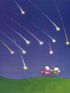 To catch a falling star?  (www.mordillo.com)