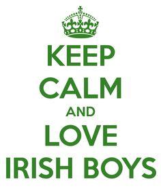 zunytravels: i'm in love with irish boys xo