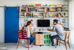 Thyara Porto – Arquiteta e Urbanista 5 Dicas para Montar seu Home Office - Thyara Porto Arquiteta