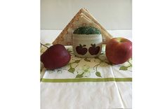Check out this item in my Etsy shop https://www.etsy.com/listing/524050712/vintage-ceramic-napkin-holder