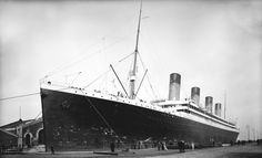 Titanic's sister RMS Olympic