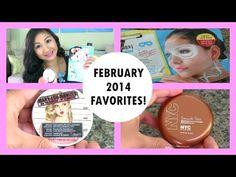 February Favorites 2014!