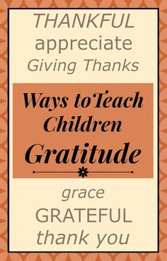 We all work hard to teach our kids to say please and thank you. It starts from a very early age. blog.rightstart.com