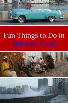 What to Do in Havana, Cuba