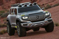 Mercedes Benz Class G New