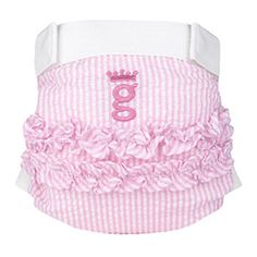 gPrincess gPants are soft cotton diaper covers - gDiapers