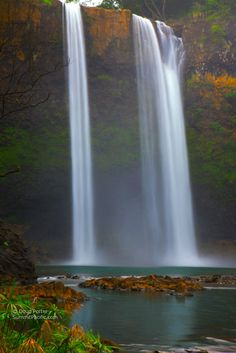 Wailua Falls | Kauai, Hawaii