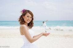 Wedding photo_Fiesta Americana Coral Beach ウエディングフォト_フィエスタ アメリカーナ コーラル ビーチ AkiDemi Photography www.akidemi.com