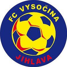 FC Vysočina Jihlava | Country: Česká republika / Czech Republic. País: República Checa. | Founded/Fundado: 1948 | Badge/Crest/Logo/Escudo.