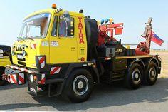 TATRA.T815 6X6 wrecker truck