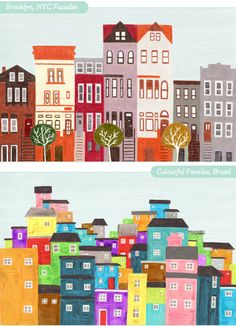 Anna See's Colourful Prints