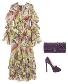 """""""Untitled #161"""" by lecoiffeur on Polyvore featuring Gucci, Prada and Chanel"""