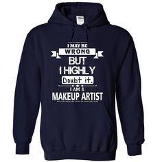 I am a Makeup Artist