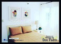 Residencial Brisas de Don Pedro, un lugar con agradable ambiente familiar. Llámenos al 809-583-3915