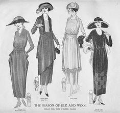December 1919 Fashion | by christine592