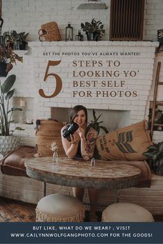 5 step outfit guide for your upcoming photo session