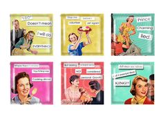 $10 Magnet set #housewife #funny
