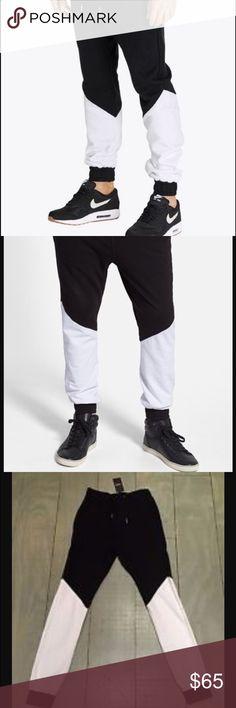 NWOT Zanerobe Tracker Sweat Jogger Pant sz. 34 NWOT Zanerobe Tracker Sweat Jogger Pant sz. 34 these retailed for $130 Zanerobe Pants Sweatpants & Joggers