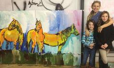 Kids club art