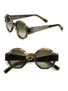 Lovely Lanvin sunglasses!