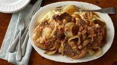 Slow-Cooker Smothered Pork Chops