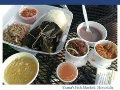 I miss dat kine ono food! Ono Hawaiian Food, Meat, Chicken, Cubs
