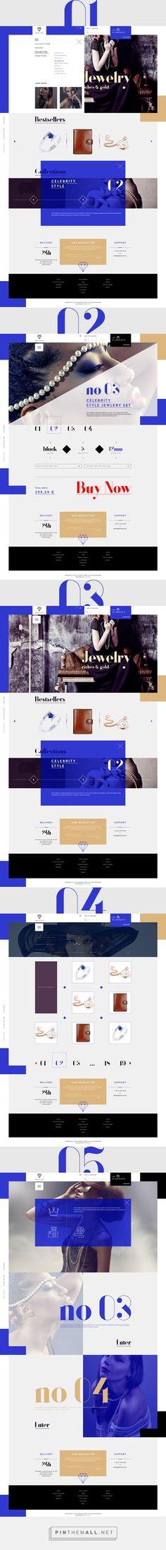 JewelryStore on Behance