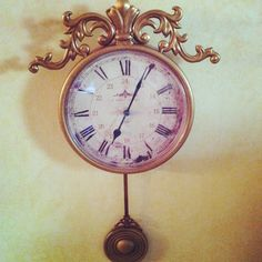 Rellotge Antic Clock, Wall, Home Decor, Watch, Decoration Home, Room Decor, Clocks, Walls, Home Interior Design