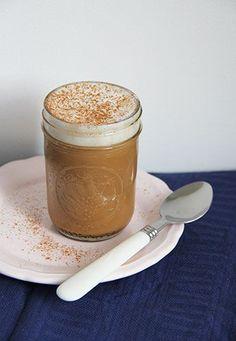 speculaas latte | lactose vrij en paleo proof