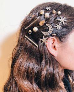 Frauen Animal Printed Hair Pins Vintage Retro Haarspangen Casual Haarschmuck