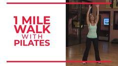 10 Week Workout, Workout At Work, Pilates At Home, Pilates Moves, Easy Workouts, At Home Workouts, Fitness Workouts, Walking Exercise, Walking Workouts
