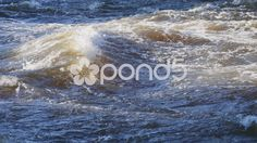 Force Suquía River water - Stock Footage   by BucleFilms